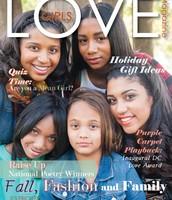 Love, GIRLS Magazine - GA*