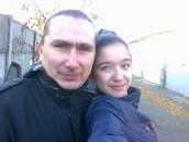 Я з татом