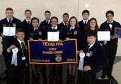 Join the best FFA Chapter in the Tip-O-Tex District!