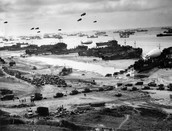 What is the Normandy Invasion?
