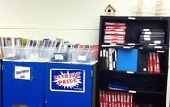 Classroom binders