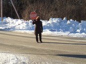Tribute to our Crossing Guards!