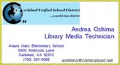 Aviara Oaks Elementary School Library