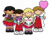 Prek-6 Grade Valentine's Day Resources