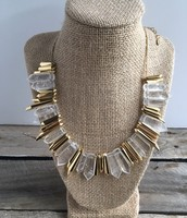 SOLD Rebel Statement Necklace