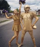 Live Statues
