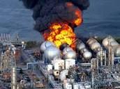 Fukishima; 3 Reactors expierence meltdown