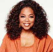 Oprah Winfrey AATWAP Endorser