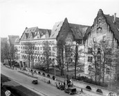 Palace of Justice, Nuremberg Germany