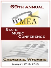 2016 WYOMING STATE MUSIC CONFERENCE