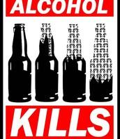 Alcohol kill