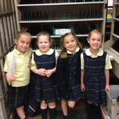 1st Grade visits the Post Office