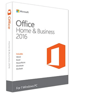 Microsoft Office 2016 Home and Business $276 inc gst