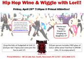 Hip Hop Wine & Wiggle!