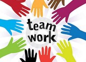 Sé parte del equipo organizador