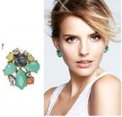 Naomi Cluster Earrings - $22 (Retail $44)