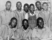 The Nine Scottsboro Boys