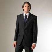 Finally a Nice Suit