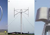 different types of wind energy.