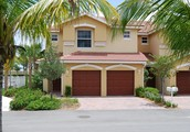 2 BEDROOM, 2.5 BATHROOM WITH ATTACHED ONE CAR GARAGE