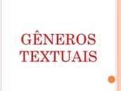 Trabalhar com Gêneros Textuais?