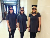 3 Blind Mice - Miss Andrews, Miss Pruitt, Mrs. Harris