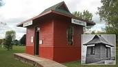 Moulinette's Train Station