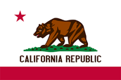 the California flag