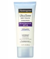Neutrogena: Sunscreen