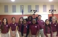 Fourth Grade, Second Quarter, Honor Roll Recipients