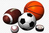 Thursday- Sports Team