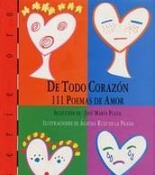 De todo corazón, 111 poemas de amor
