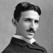 Who: Nikola Tesla