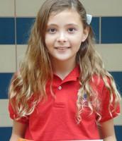 Juliana Jones - Fifth Grade