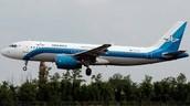 Airliner Flight 9268