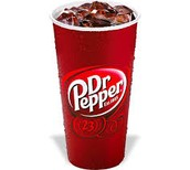 injoy the summer with Dr.Pepper