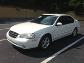 2001 Nissan Maxima With 120k Miles!