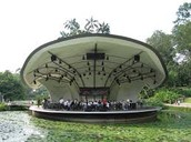 open door concert at singapore botanic garden