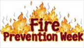 Fire Drill & National Fire Safety Week