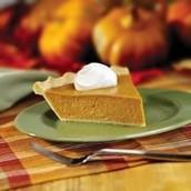 Pumpkin Pie Recipe for the Holidays
