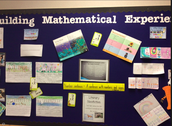 GRADE 1 PROCESS BOARD:  Building a Mathematical Experience