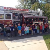 Learning About Fire Safety