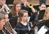 A very special district-wide band, concert band, and jazz band are performing.