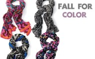 THE scarves