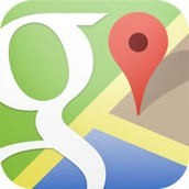 Google Maps (Febuary of 2005)