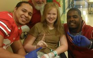 Mackenzie in Childrens Hospital