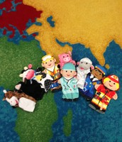 Creative Center Puppets!