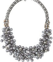 Isadora Pearl Bib, Retail $148 Now $70