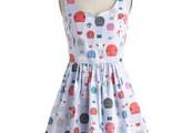 3. Martha's Air of Adorable Dress