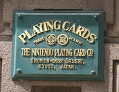 1889, Nintendo is Founded